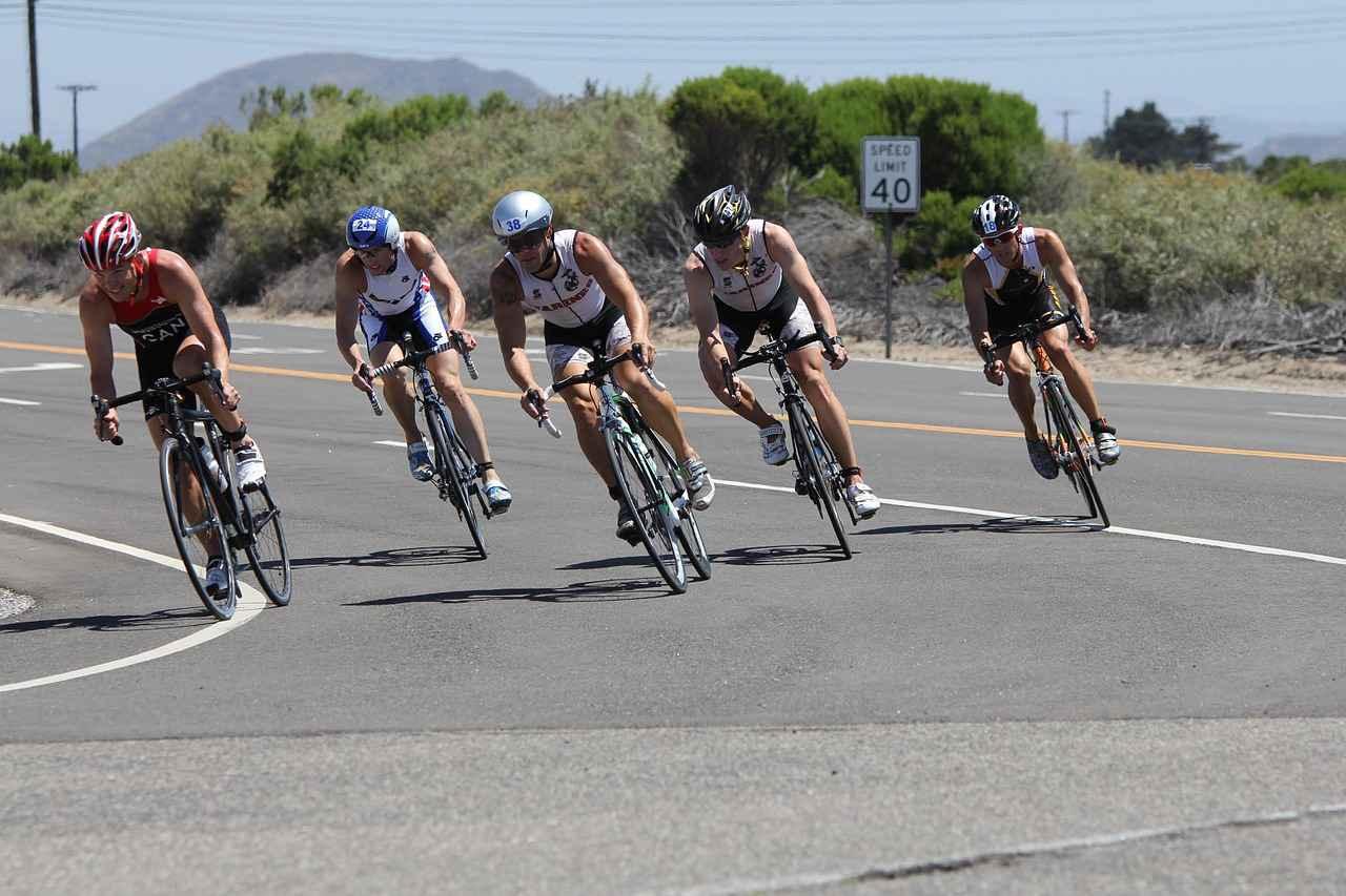 暑さに負けずロードバイクで快適に走行する方法