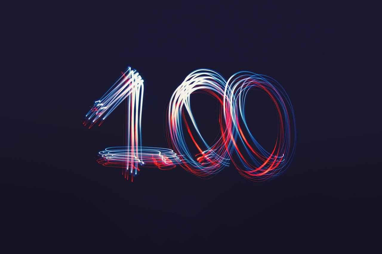 【結論】初心者は100記事を書くべきか?