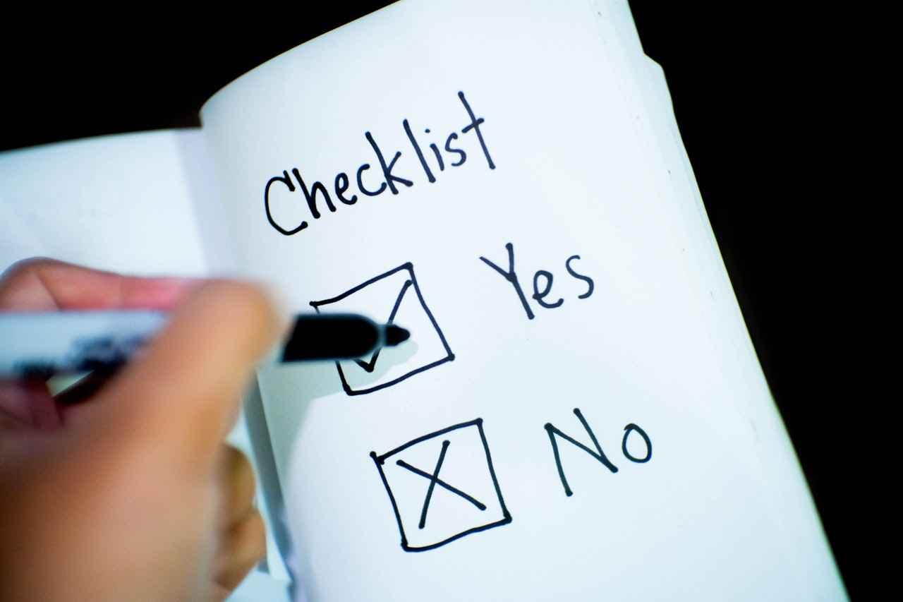 2:最低限、必要な仕事の引き継ぎ方法