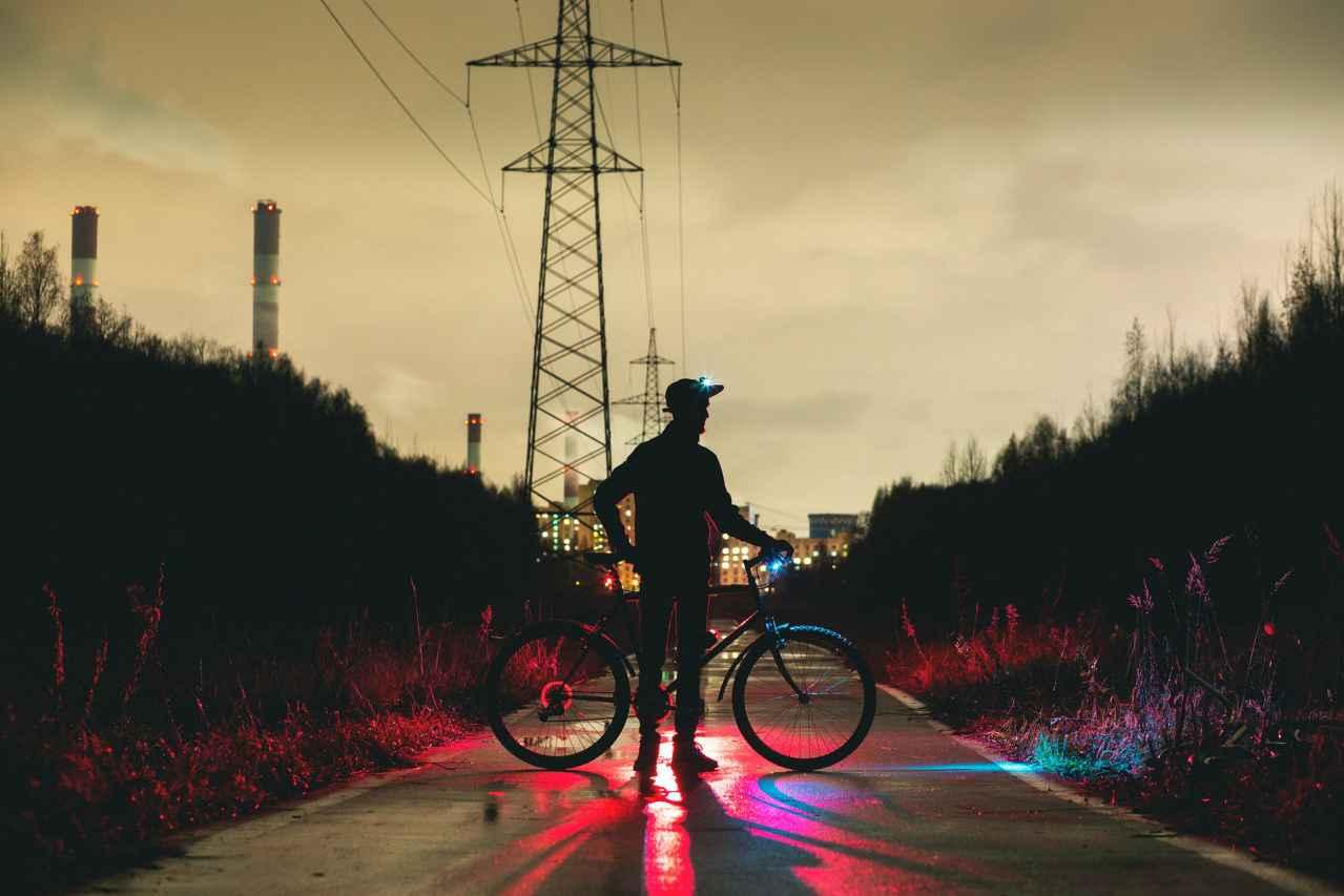 ロードバイクでおすすめのテールライト【3選】