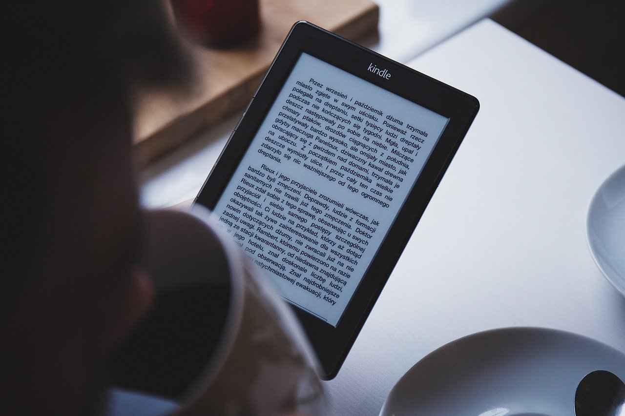 2:電子書籍が最適な理由