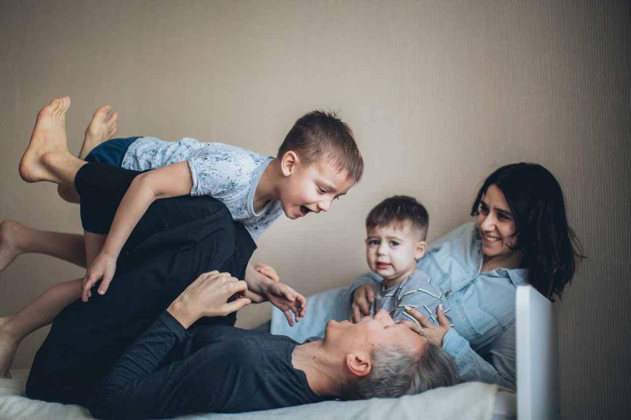 1:家庭の教育方法