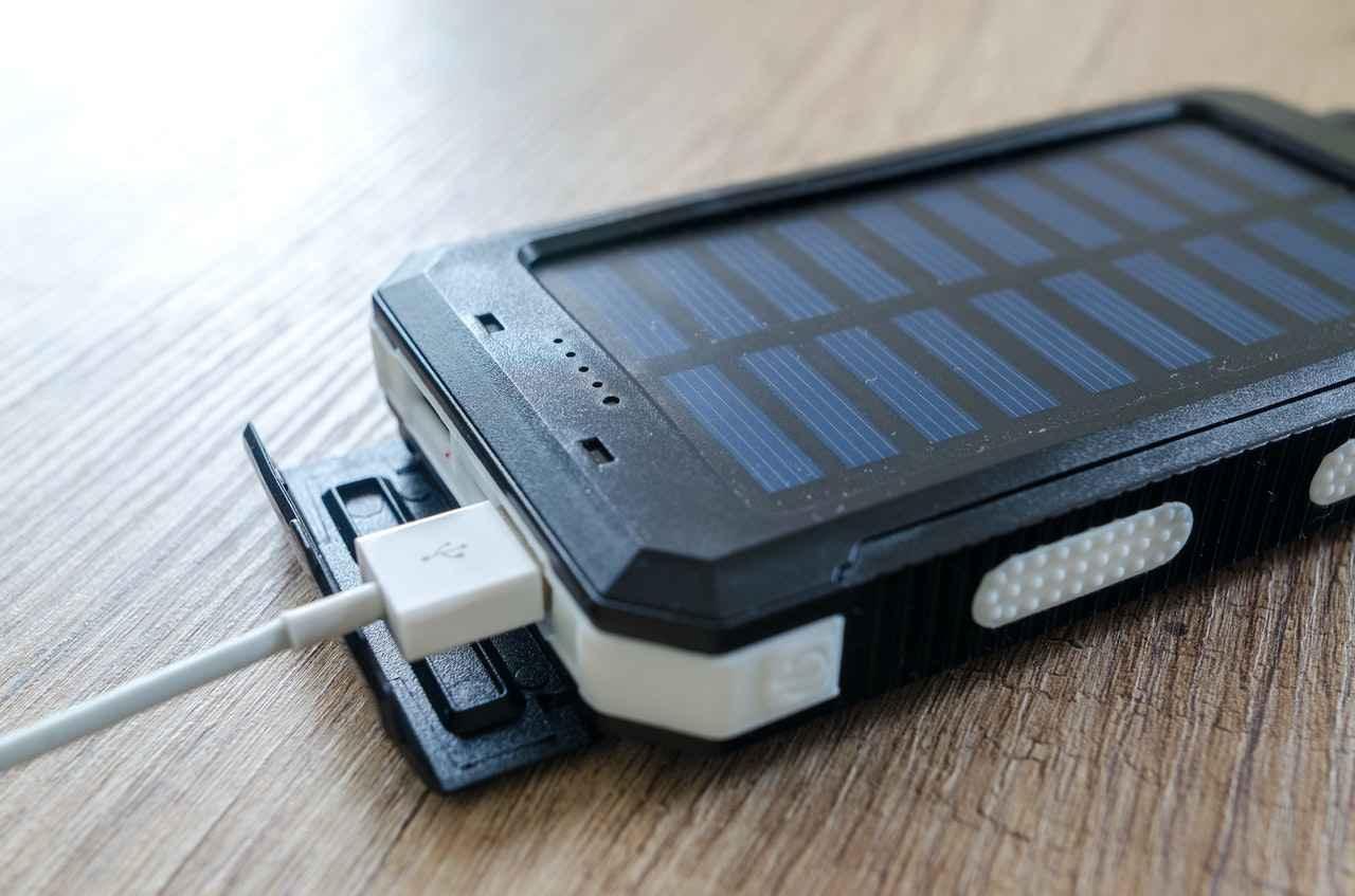 2:ロードバイクに使うモバイルバッテリーの選び方