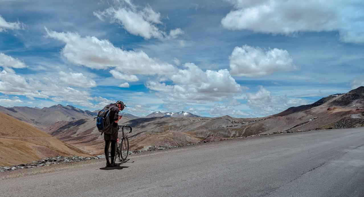 2:ロードバイクに最適なバック