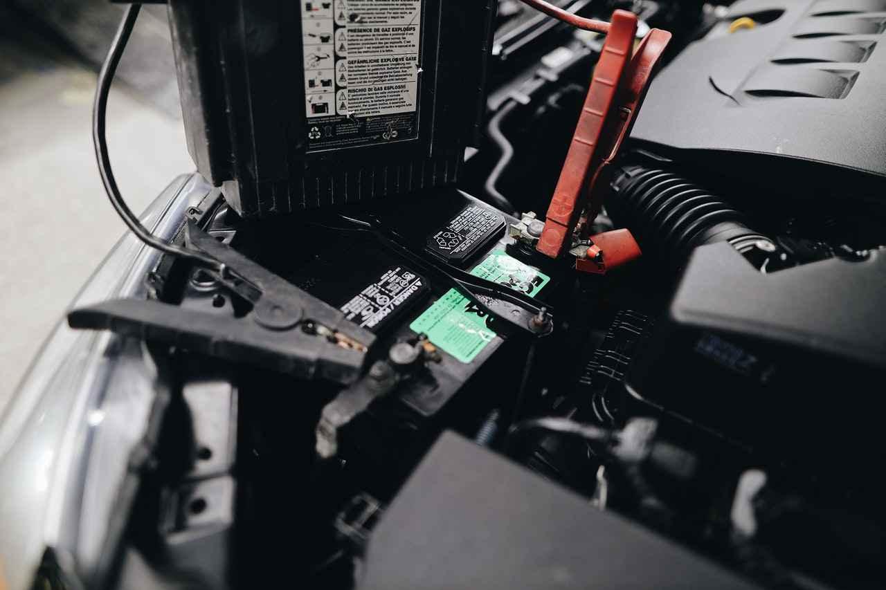 1:車のバッテリー上がり対処法