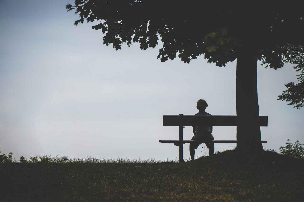 2:一人暮らしは基本孤独です