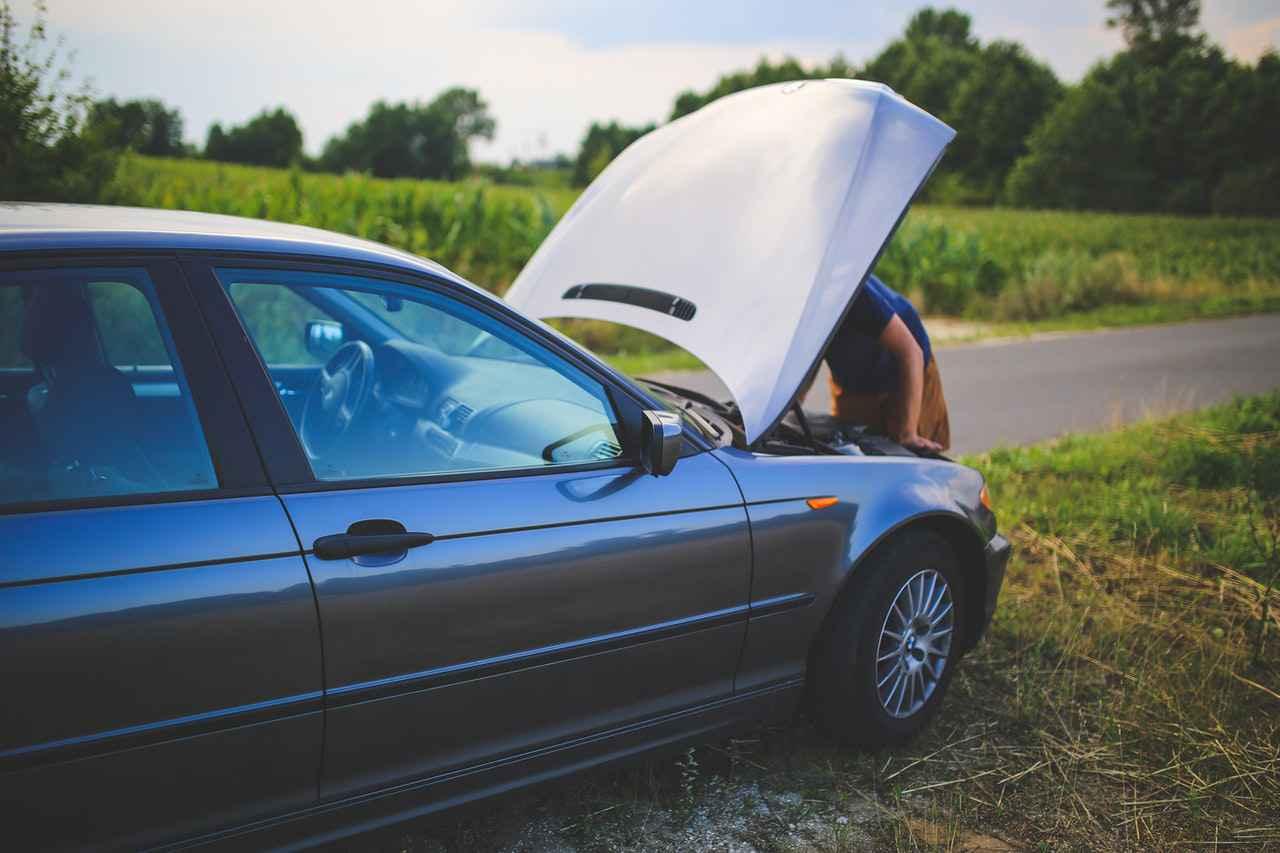 車のバッテリー上がり対処法【簡単にできます】