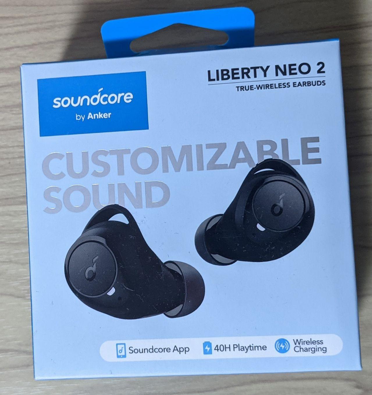 【コスパ最強】Anker soundcore liberty neo 2使用レビュー